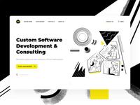IDAP Home page