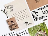 Save Wild / Brand Identity