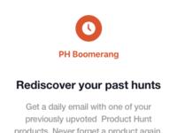 Ph boomerang   mobile