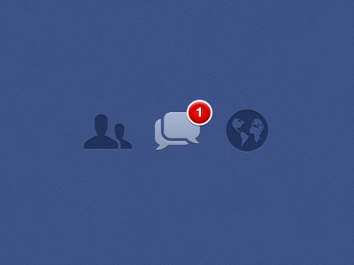 Facebook facebook ui badge