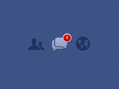 Facebook facebook ui badge