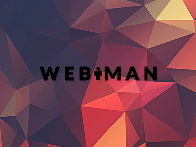 Webman Logo logo webman marktopper