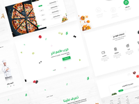 Foodes | web ui design