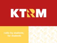 KTRM 88.7 Radio Branding