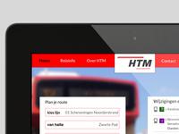 HTM.net tablet