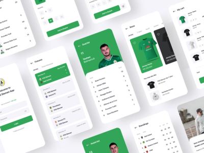 PSS Sleman App Design