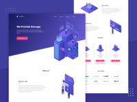Isometric Web Design