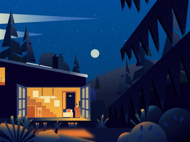 On June 17 vector animation recent hello design ui illustrations 插画 pay invita dribbble