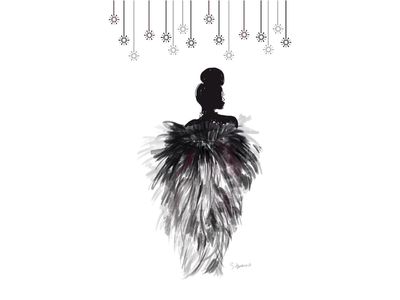 Fashion event illustration
