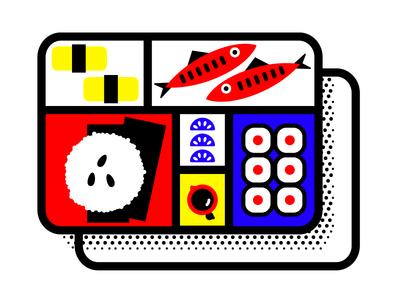 Bento Mondrian