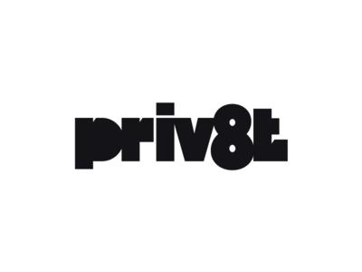 Priv8t Logo