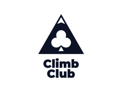 Climb Club | Logo design