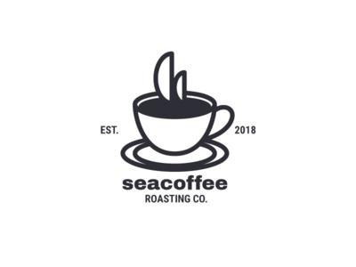 Seacoffee | Logo Design