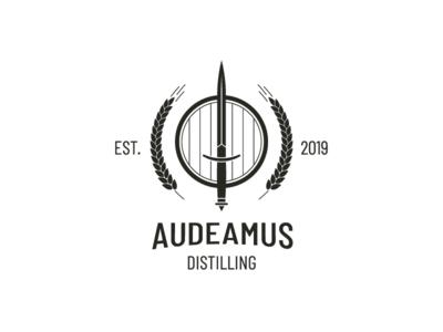 Audeamus Distilling / Logo Design