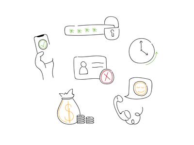Handdrawing Presentation Illustration