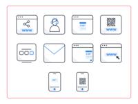 Pisano Channels Icon Design