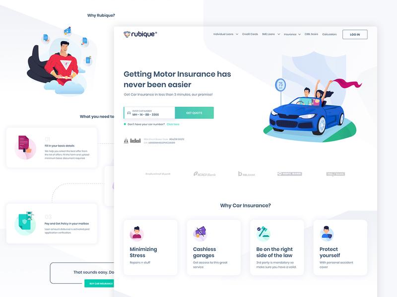 Motor Insurance - Rubique