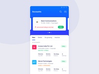 Accounts - OYO Sales App
