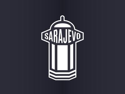 Sarajevo sticker