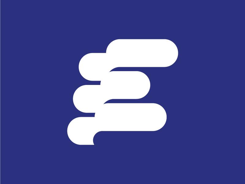 ELMO corporate identity logo design identityleafletgraphic visualvisual brand