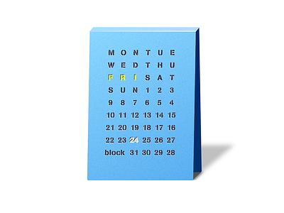 Calendar dailycssimages css calendar