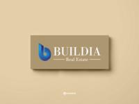 Logotyp pro BULDIA 🏙 Real Estate
