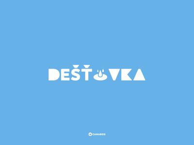 D E Š Ť💧V K A – Rainwater in Czech