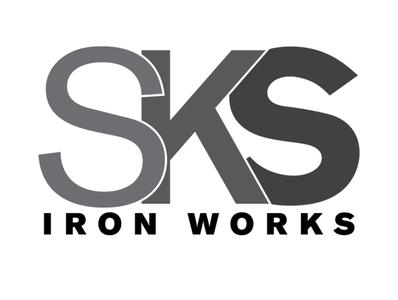 SKS Logo logo typography