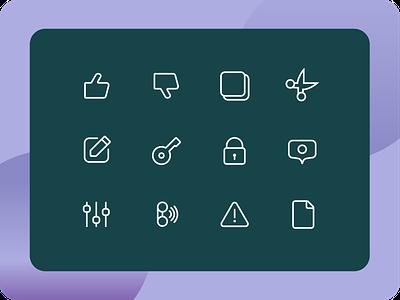 Icons icongraphy symbol icon symbols icon design ui iconography icons