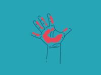 Monoline Hand