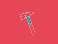 Monoline Hammer