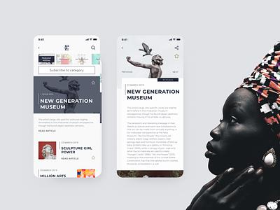 Eunoia journal brand wireframes app app design ui ux