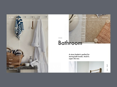 Home Issue 03 minimaldesign minimalism interiordesign web typography ux ui webdesign
