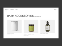 Bath Accessories Issue27