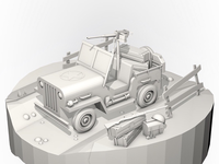 Willy's MD 1941 Jeep