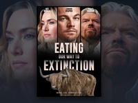 Eating Our Way To Extinction - Film Poster