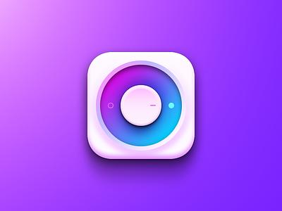 Colourful Switch by Sebastien Gabriel practise design graphic ui