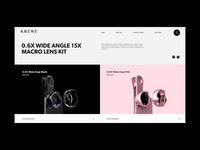 lens kit ecommerce page#4