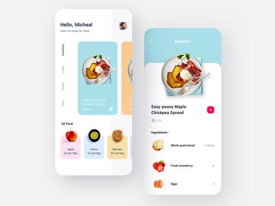 Health Diet App