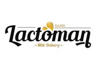 Lactoman Logo