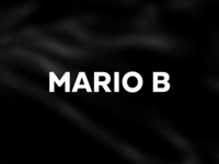 Mario B - Logo Type