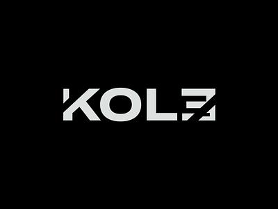 Kole - Logo Type typography type logo type logo