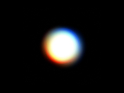 Orb shape blur photoshop
