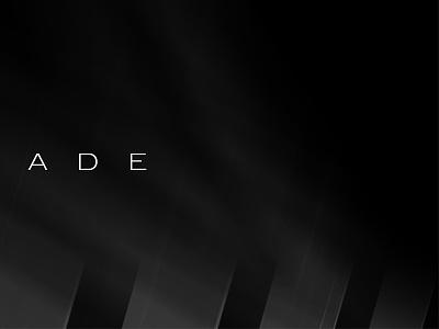 Kinrade (1/2) identity brand typography logo type