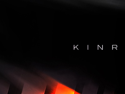 Kinrade (2/2) identity brand typography type logo