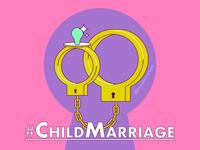 #ChildMarriage
