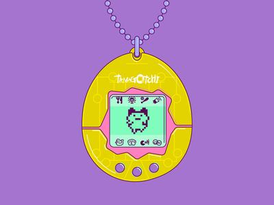 Tamagotchi V 01 Dribbble