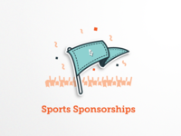 Sports Sponsorships Icon