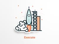 Execute Icon