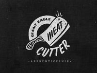 Meat Cutter Apprentice Logo 2